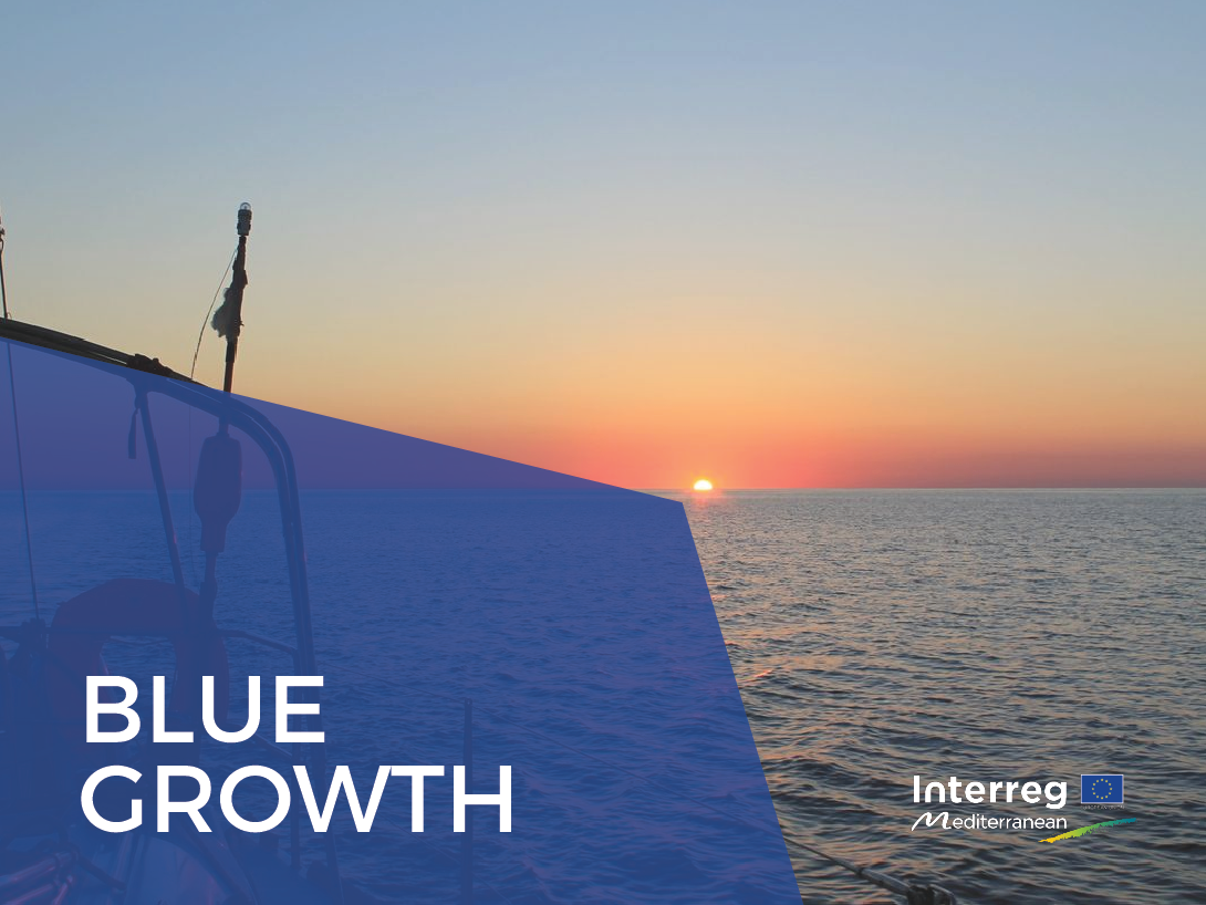 Blue Growth - Interreg Med