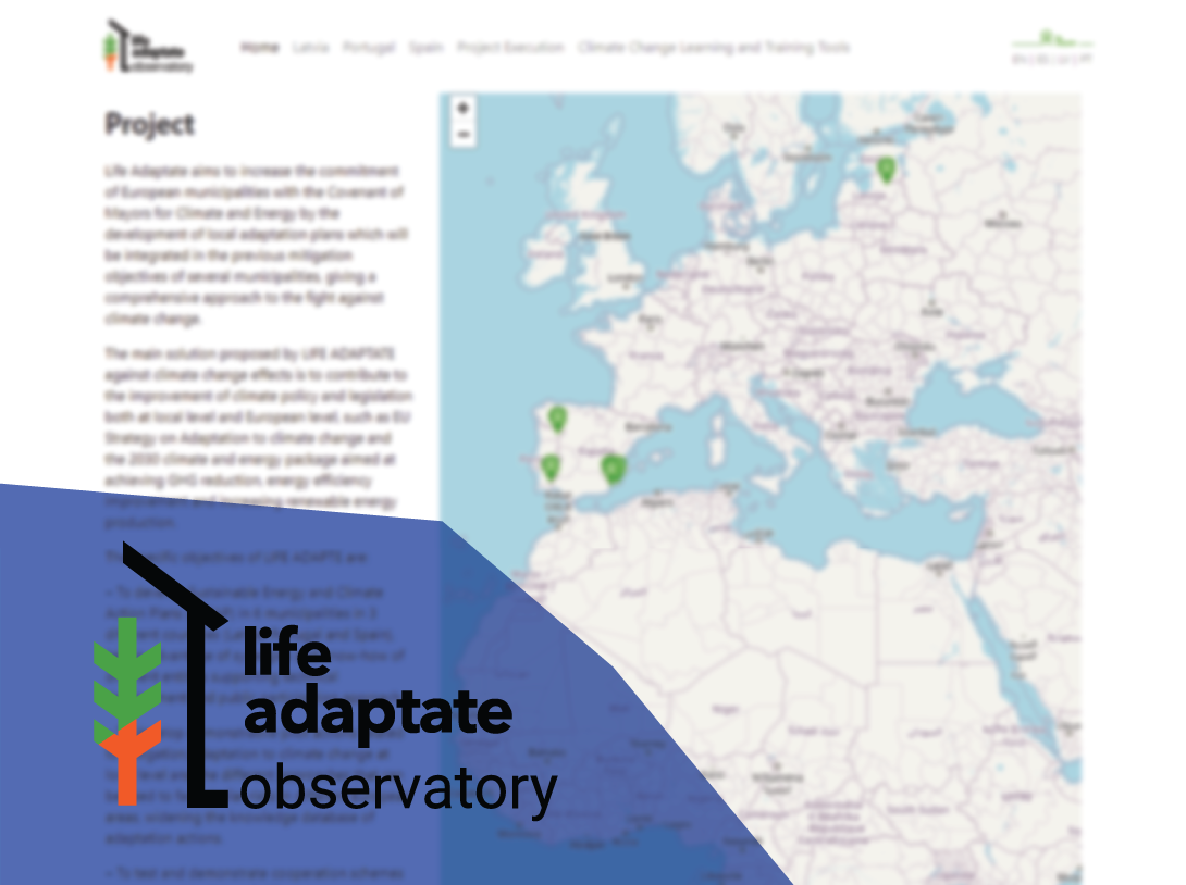 Life Adaptate Observatory